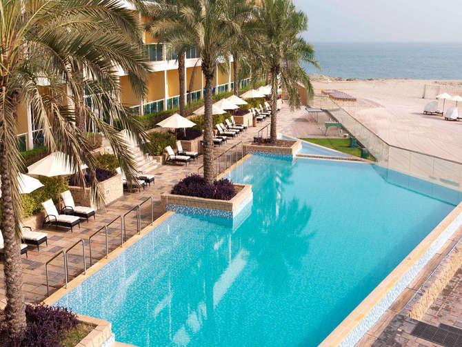 Radisson Blu Resort Fujairah Fujairah