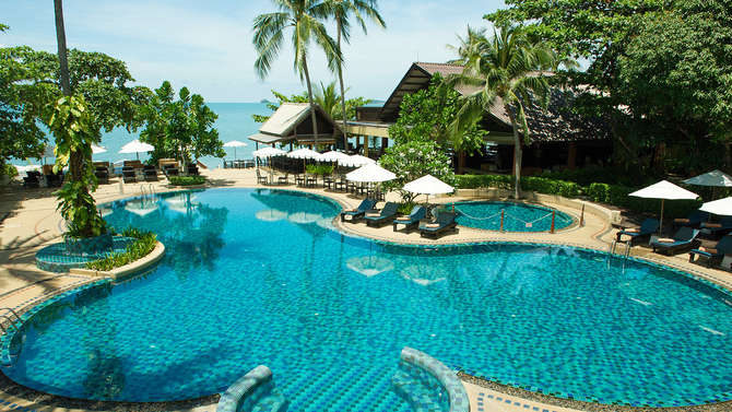 Peace Resort Samui Bo Phut Beach