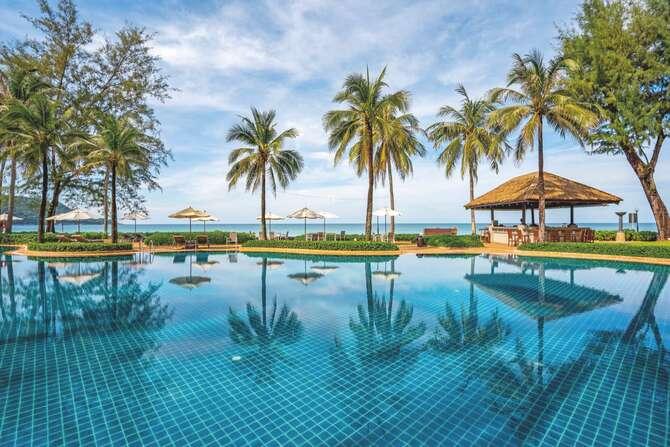Katathani Phuket Beach Resort Kata Beach