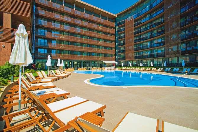 Galeon Residence Spa Sunny Beach