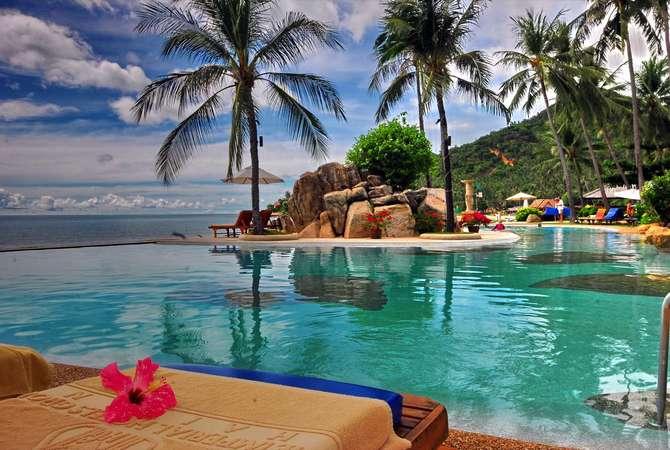 Sheraton Samui Resort Chaweng Beach