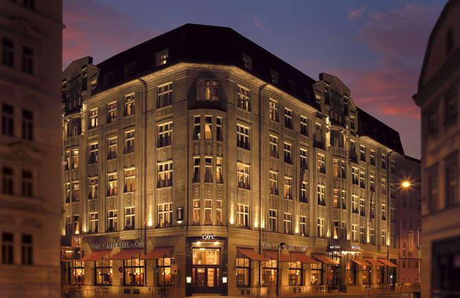 Art Deco Imperial Hotel Praag