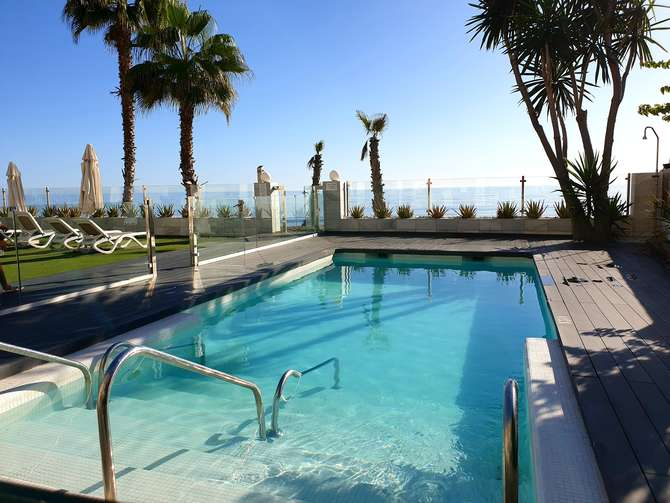 Hotel Santa Rosa Torrox Costa