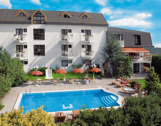 Hotel Monica Praag