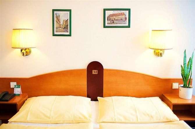 Hotel Merkur Praag