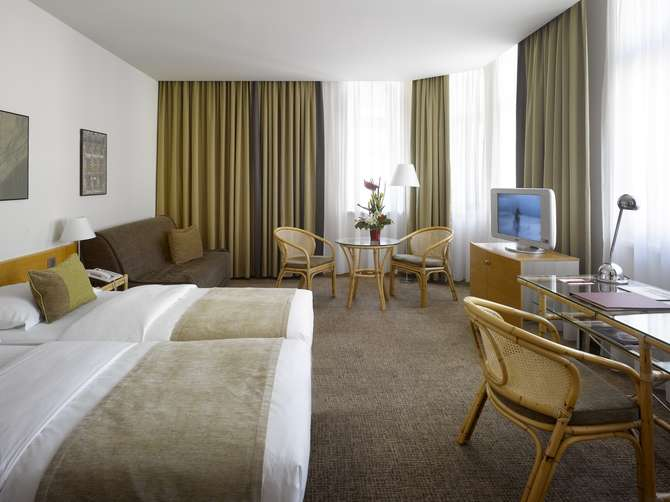 K+K Hotel Fenix Praag