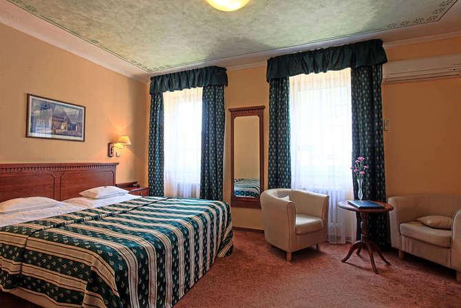 Best Western Plus Hotel Meteor Plaza Praag