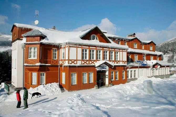Hotel Snezka Špindlerův Mlýn