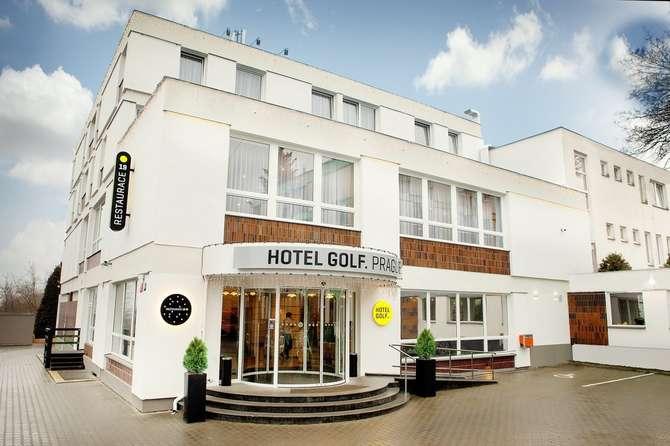 Hotel Golf Praag