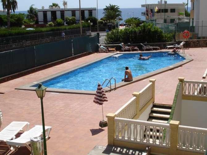 Appartementen Los Ficus Playa del Inglés