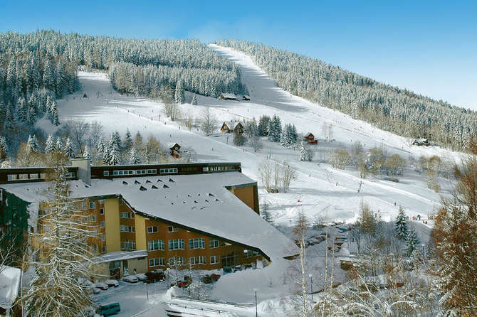 Hotel Fit & Fun Harrachov