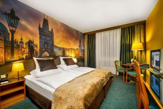 Hotel Plaza Alta Praag