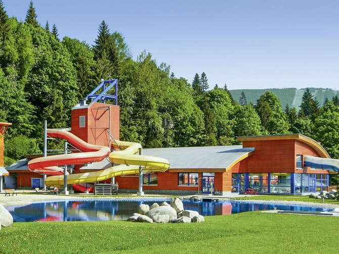 Aquapark Spindle Špindlerův Mlýn