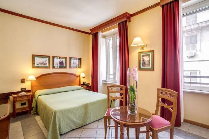 Hotel Milani Rome Rome