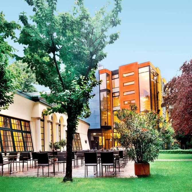 Gartenhotel Altmannsdorf 1 Wenen