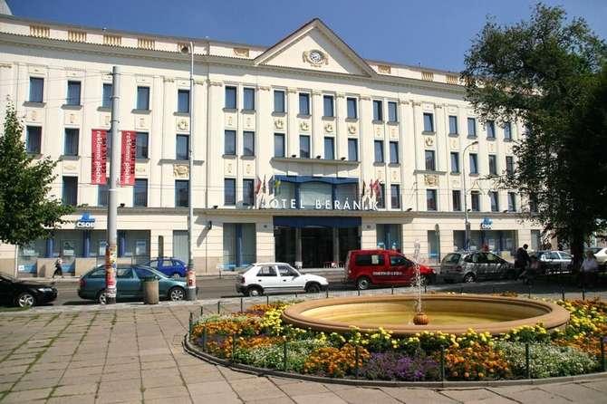 Hotel Beranek Praag