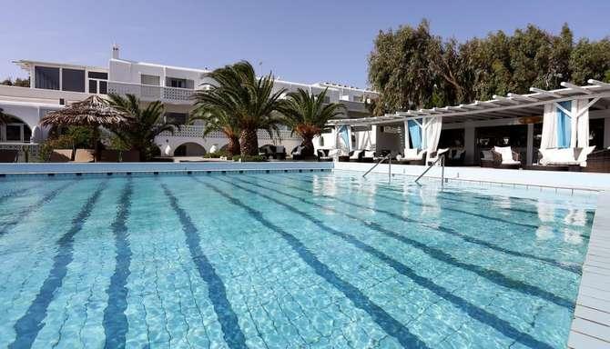 Aphrodite Hotel Kalafati