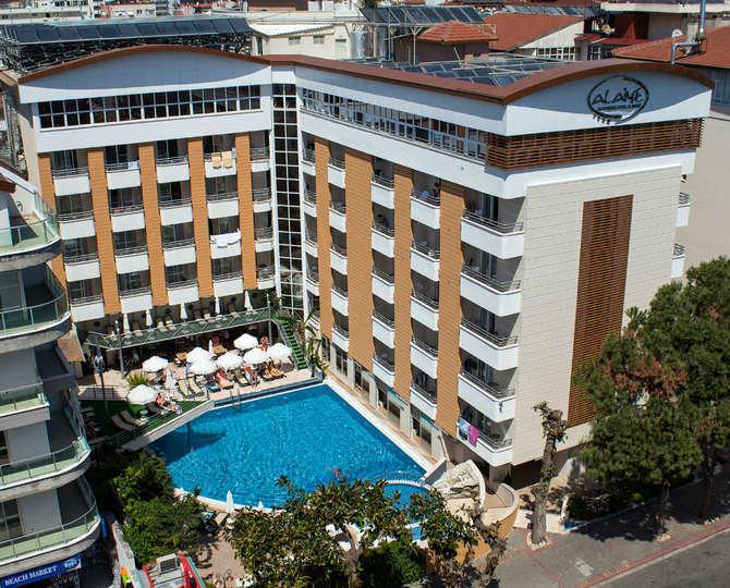 Alaiye Kleopatra Hotel Alanya
