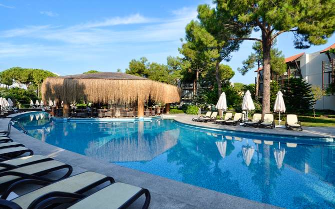 Gloria Golf Resort Belek