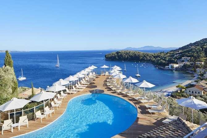 San Antonio Corfu Resort Kalámi