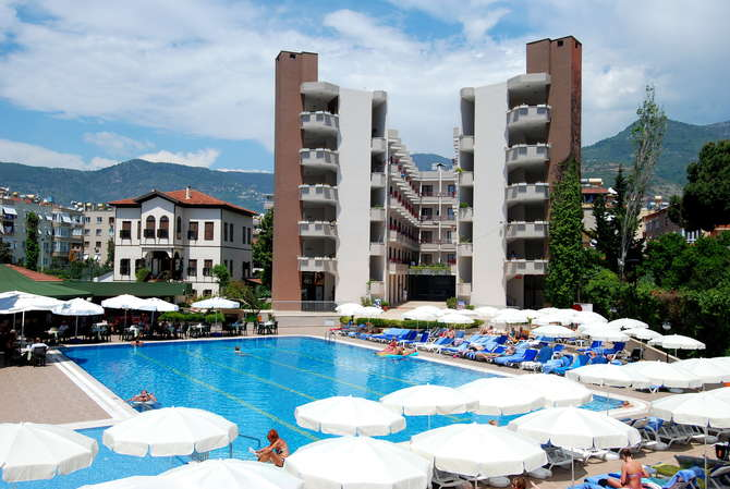 Hotel Panorama Alanya