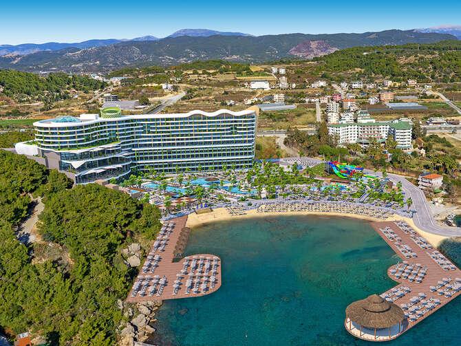 Mylome Luxury Hotel & Resort Boztepe