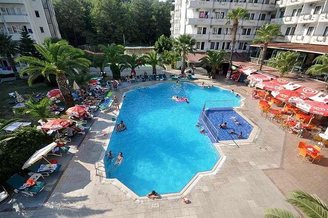 Pineta Club Hotel Marmaris