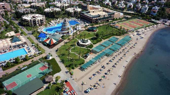Family Life Bodrum Imperial Ortakent
