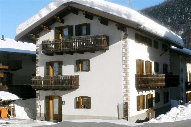 Appartement Caterina Silvestri Livigno