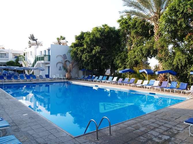 Paphiessa Hotel & Appartementen Paphos