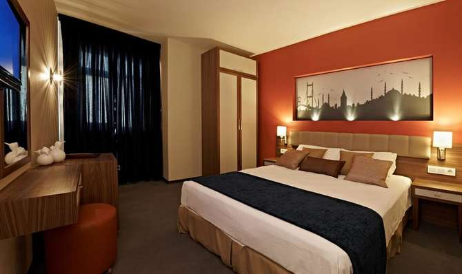 Hotel Ambassador Istanbul