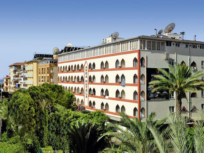 All inclusive 6 dagen Alanya Aska Kleopatra Beste Hotel*** vanaf €174 p.p.