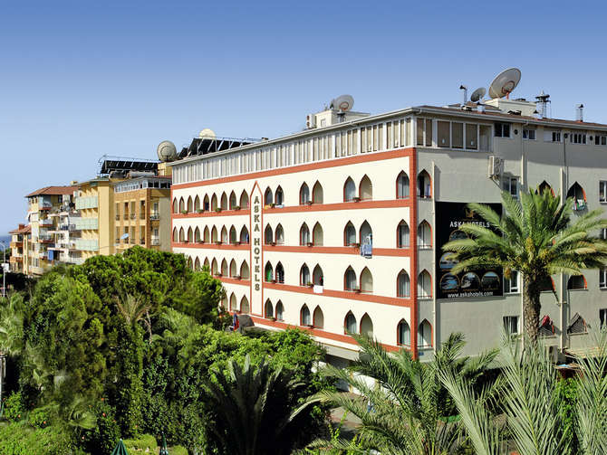 Aslan City Hotel Alanya