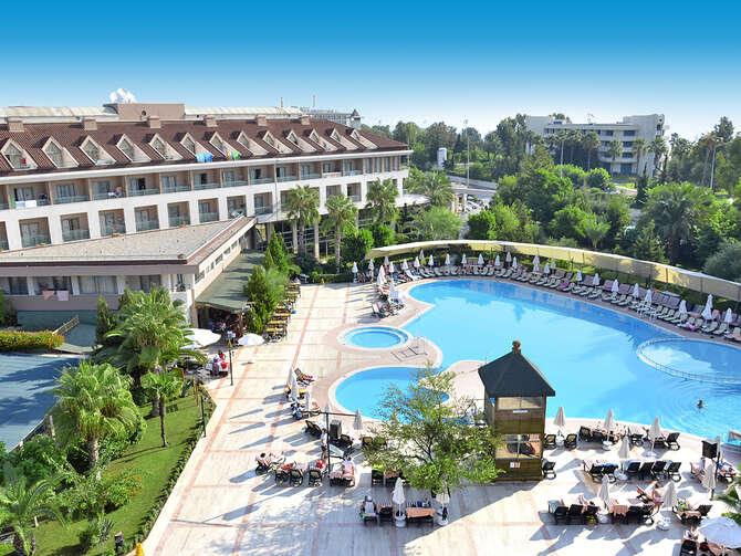 Sherwood Greenwood Resort Kemer