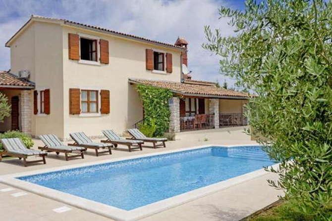 Vakantiehuis Villa Braidizza Kavran