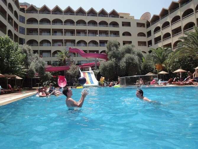 Gölmar Beach Hotel Icmeler