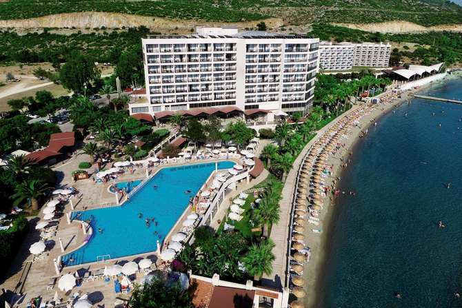 Tusan Beach Resort Kusadasi