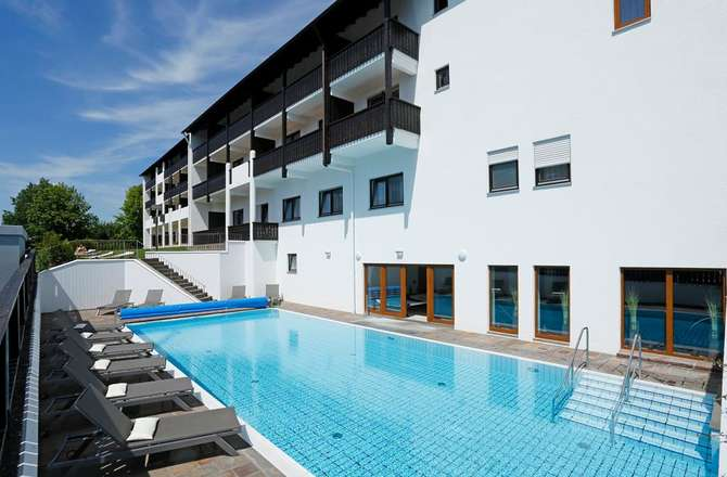 4 Moods Suites & Spa Bad Griesbach
