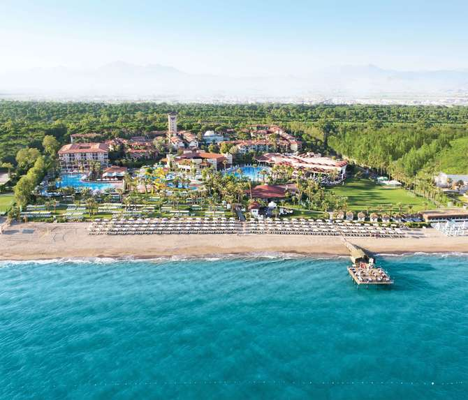 Paloma Grida Resort & Spa Belek