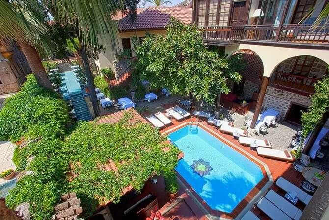 Alp Pasa Hotel Antalya