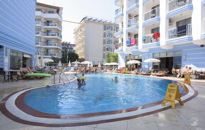 Sultan Sipahi Resort Hotel Alanya