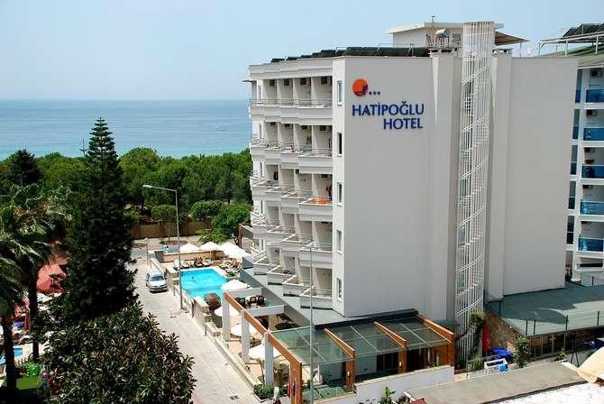 Hatipoglu Beach Hotel Alanya