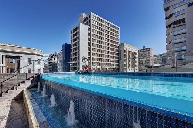 Strand Tower Hotel Kaapstad
