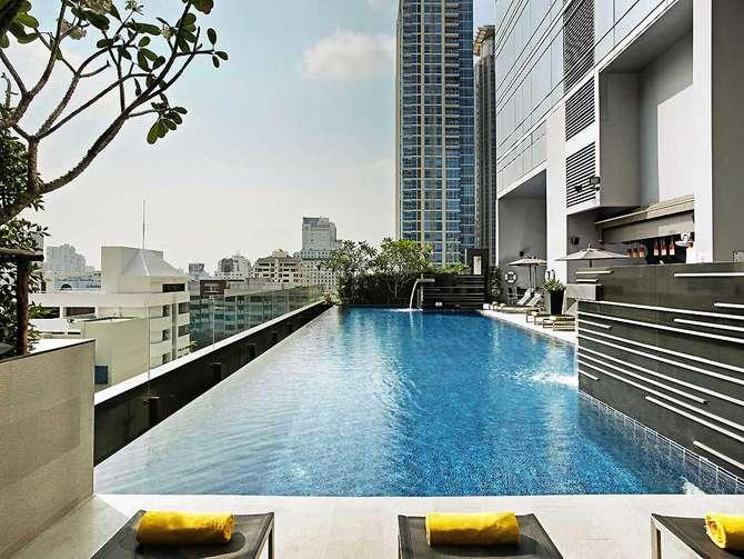 Hotel Novotel Bangkok Ploenchit Sukhumvit Bangkok