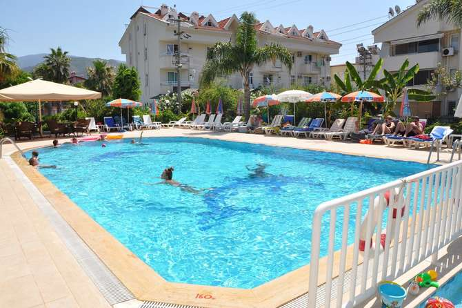 Park Mar Appartementen Marmaris