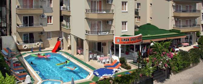 Aparthotel Liman Marmaris