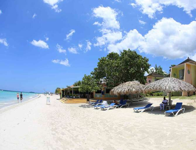 Foote Prints On The Sands Hotel Negril