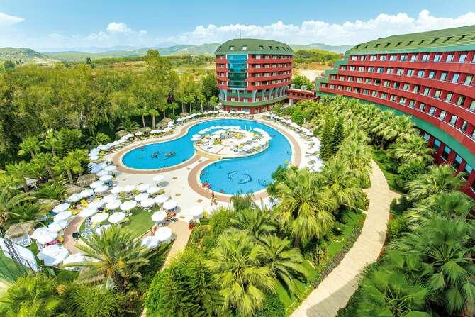 Delphin Deluxe Hotel Alanya