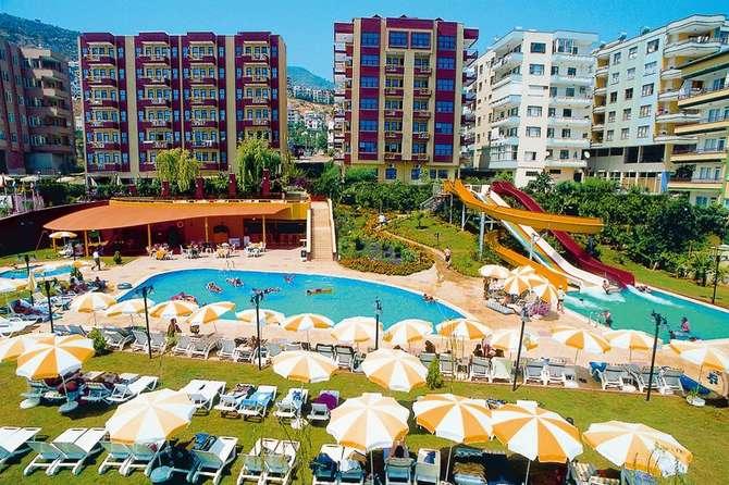 Ark Suite Hotel Alanya