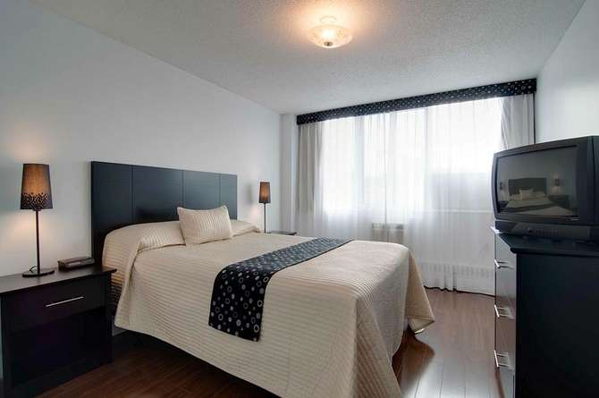 La Tour  Belvedere Hotel Appartementen Montréal